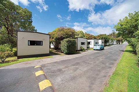 Burnie Holiday Caravan Park External